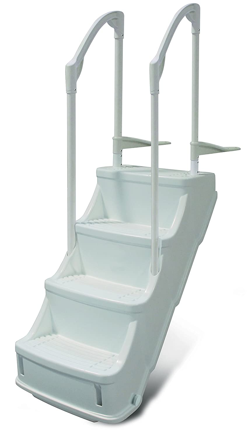 Drop-In Step and Ladder For Above Ground Pool