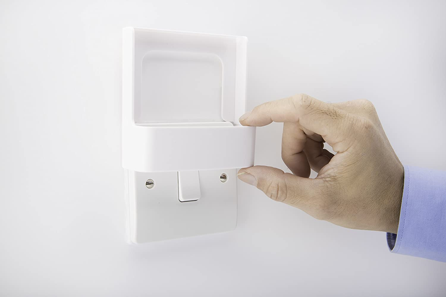 Light Switch Timer By Mydome Police Approved Retro Fit 3 Way No Wiring Home Security Burglar Deterrent Diy Tools