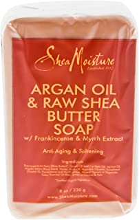 product image for SheaMoisture Argan Oil & Raw Shea Butter Soap - 8 oz