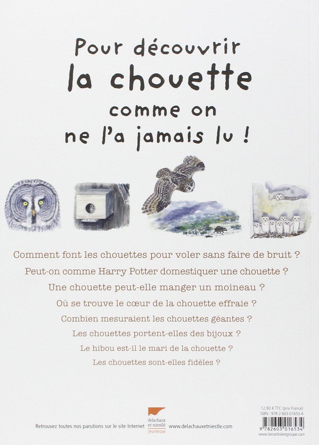 Chouettela 1 Comme On Ne La Jamais Lu Amazones Jean