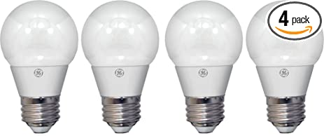 Ge lighting 37637 dimmable led a15 ceiling fan bulb with medium base ge lighting 37637 dimmable led a15 ceiling fan bulb with medium base 4 watt aloadofball Gallery