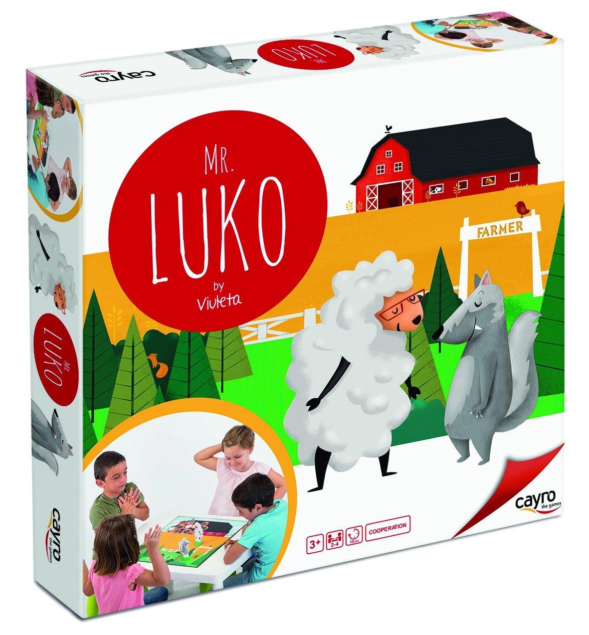 Cayro Mr Luko-Jeu de Soci/ét/é 883
