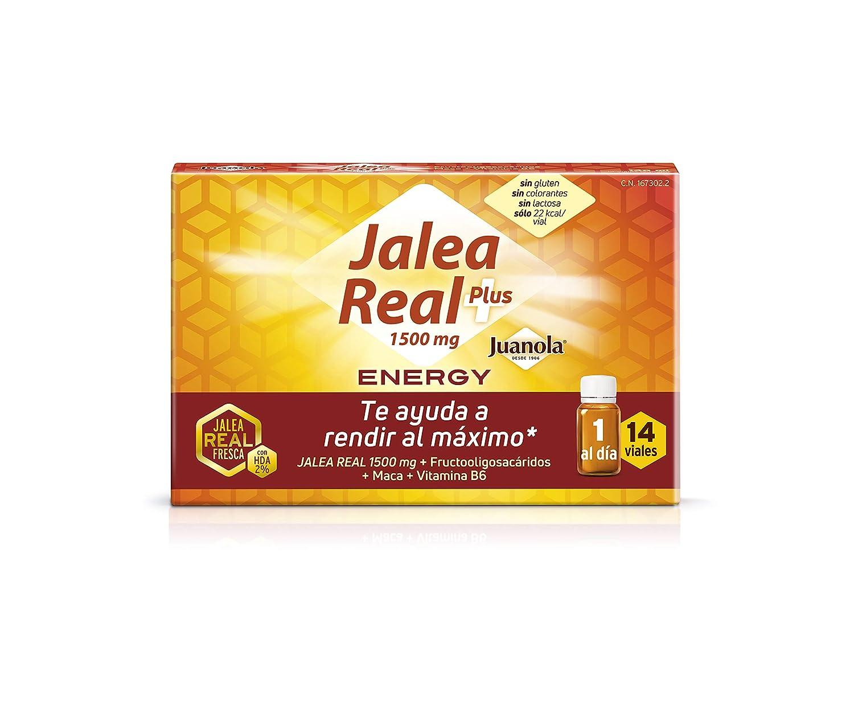 Juanola Jalea Energy - 14 Viales: Amazon.es: Salud y cuidado personal