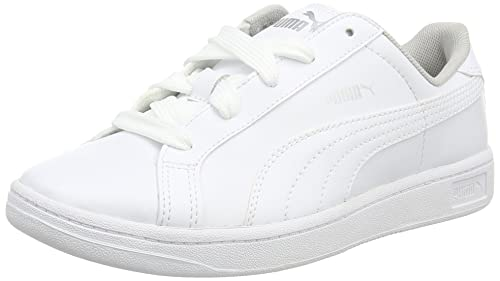 899eca48cc7 Puma Unisex Kids  Puma Smash L Low-Top Trainer  Amazon.co.uk  Shoes ...