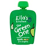 Ella's Kitchen The Green One Organic Fruit Smoothie, 90g