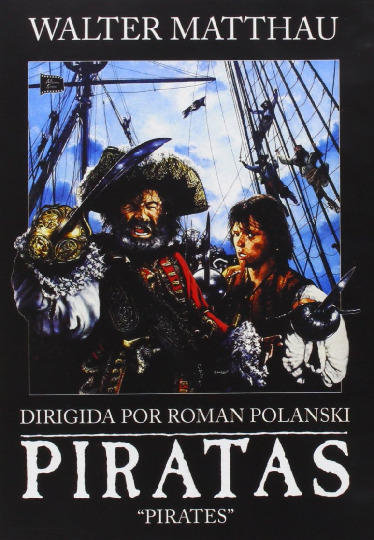 Piratas [DVD]: Amazon.es: Walter Matthau, Cris Campion ...