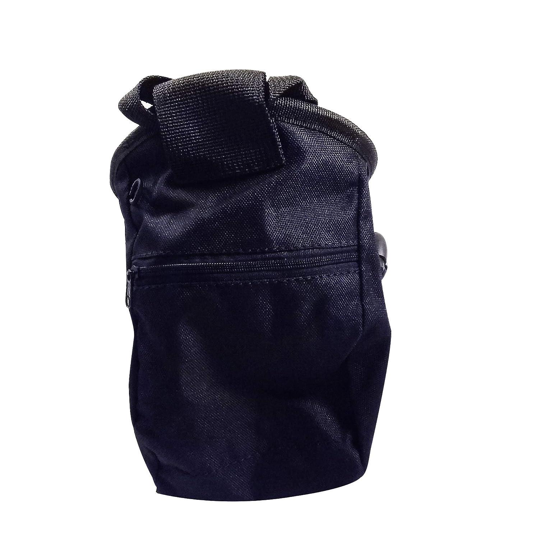 YAYB Pro - Bolso de Tiza y 2 Bolas de Tiza (carbonato de magnesio Ultra Puro),, Entrenamiento, Escalada, Escalada, Caldera, cinturón de Cintura Ajustable y ...