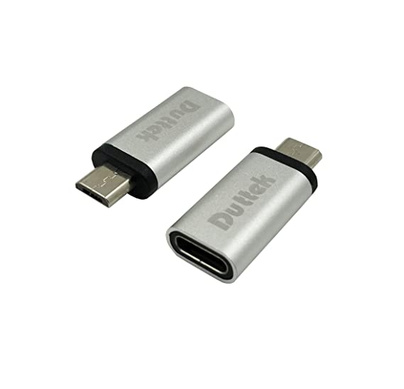 0c981c2c5b7 Amazon.com: Duttek 2Pcs USB3.1 Type C OTG Adapter, USB C Female to ...