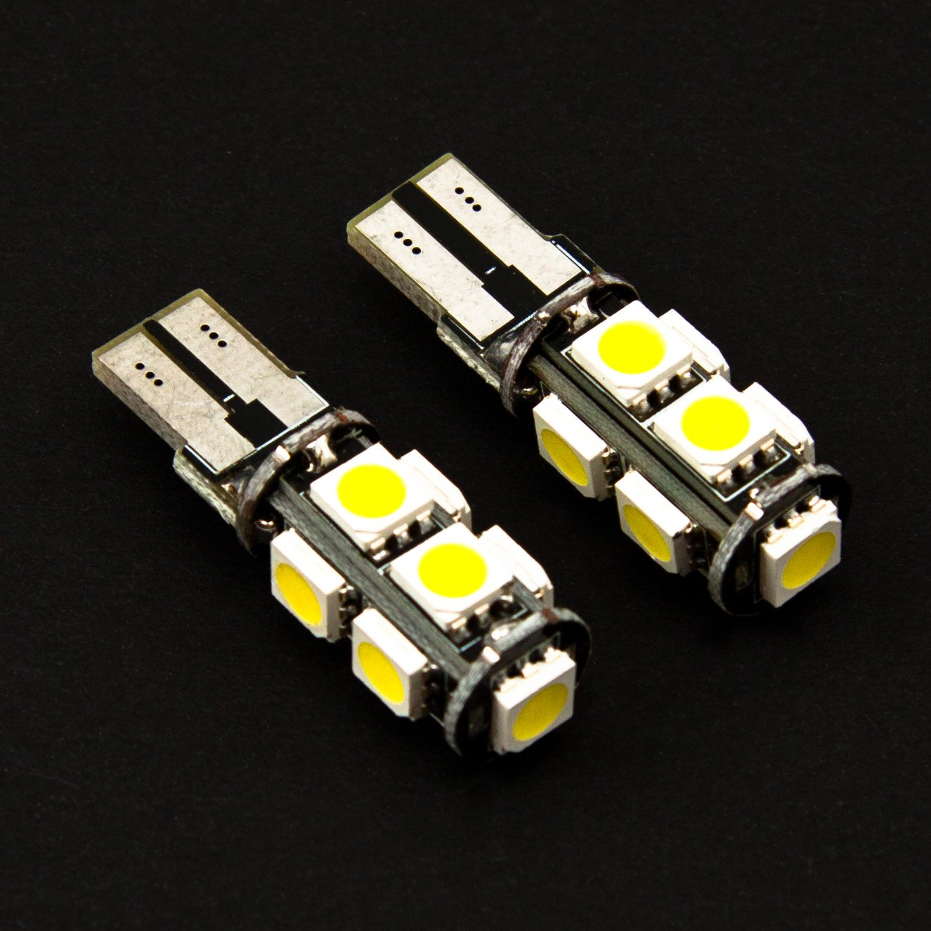 1x Citroen Berlingo Bright Xenon White 3SMD LED Canbus Number Plate Light Bulb
