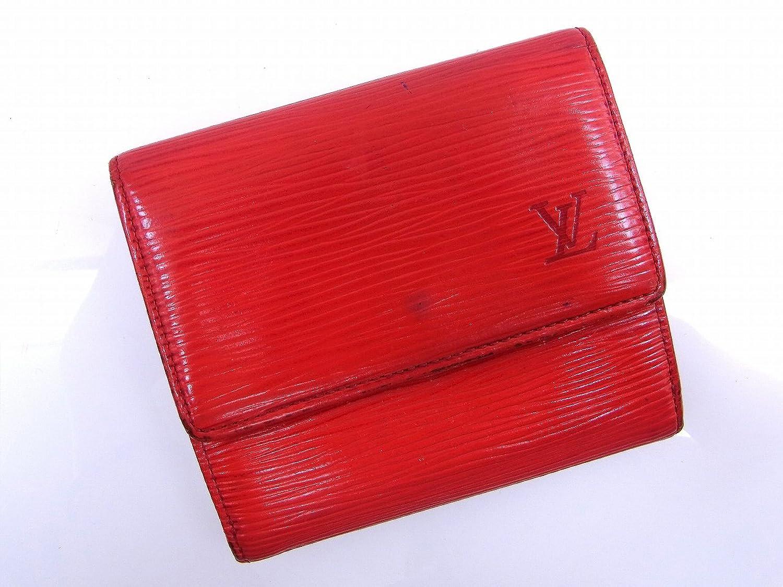 [ルイヴィトン] LOUIS VUITTON 二つ折り財布 エピ エピレザー X12674 中古 B01LEWHMJY