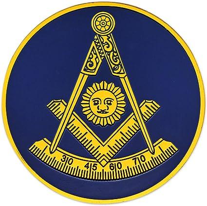 Royal Arch Masons Auto Emblem Lapel Pin Masonic Combo Pack