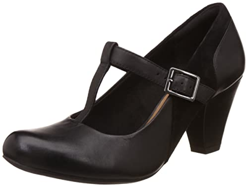 Sweet Clarks Womens Smart Clarks Coolest Lass Leather Shoes In Fashion