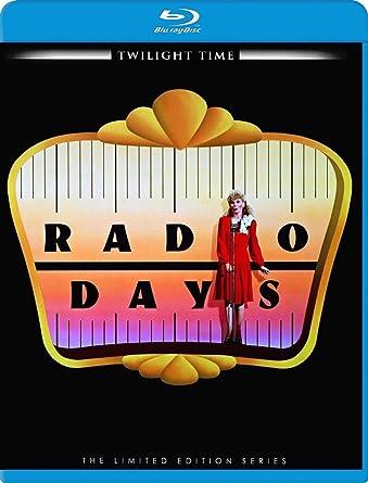 Amazon.com: Radio Days [Blu-ray]: Diane Keaton, Jeff Daniels, Tony ...