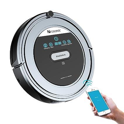 Proscenic SUZUKA WIFI best Robotic Vacuum Cleaner