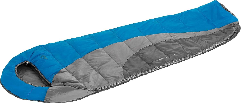 McKinley momia saco de dormir Traveller Light 1000, derecha: Amazon.es: Deportes y aire libre