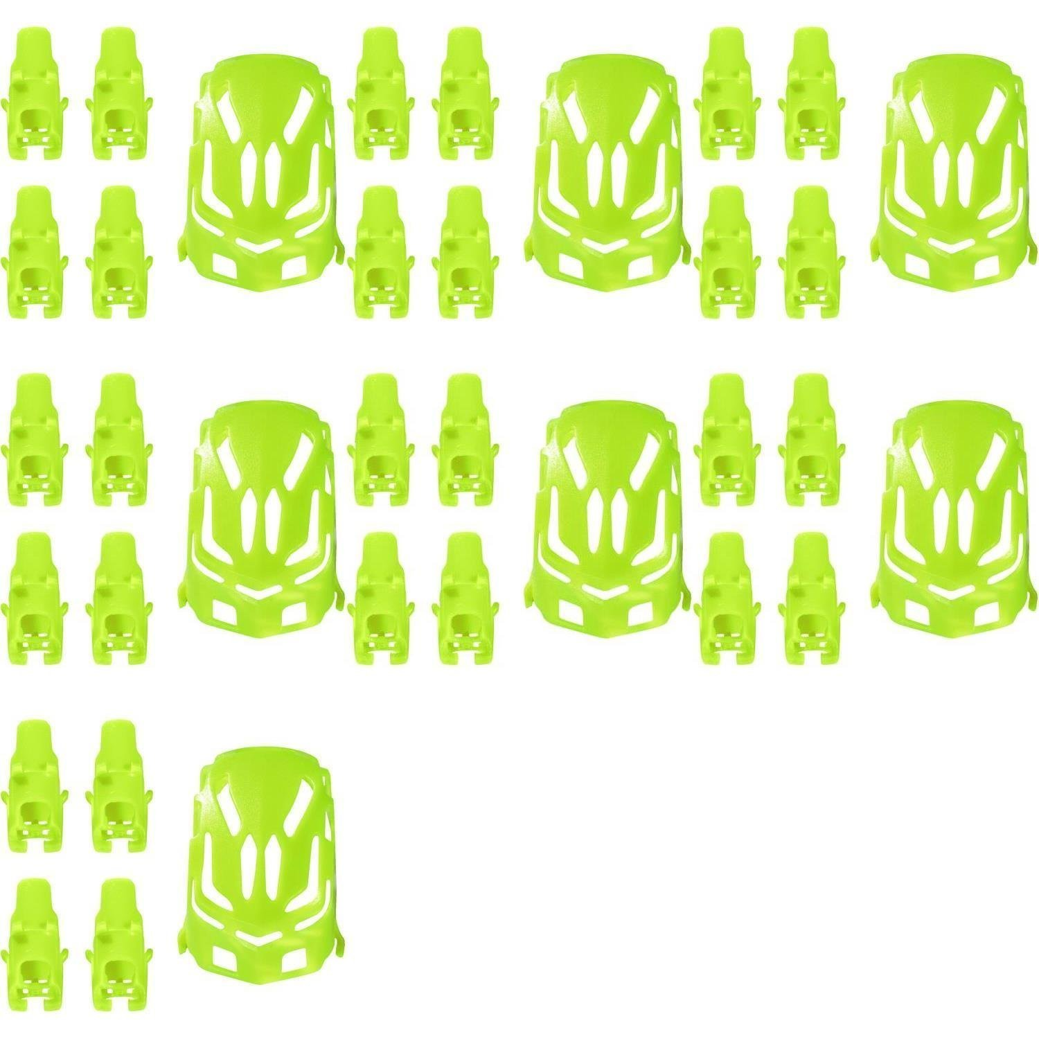 Frog Studio Home 7 x Quantity of Estes Proto-X Nano Body Shell H111-01 Green Quadcopter Frame w/Motor Supports - Fast Free Shipping from Orlando, Florida USA