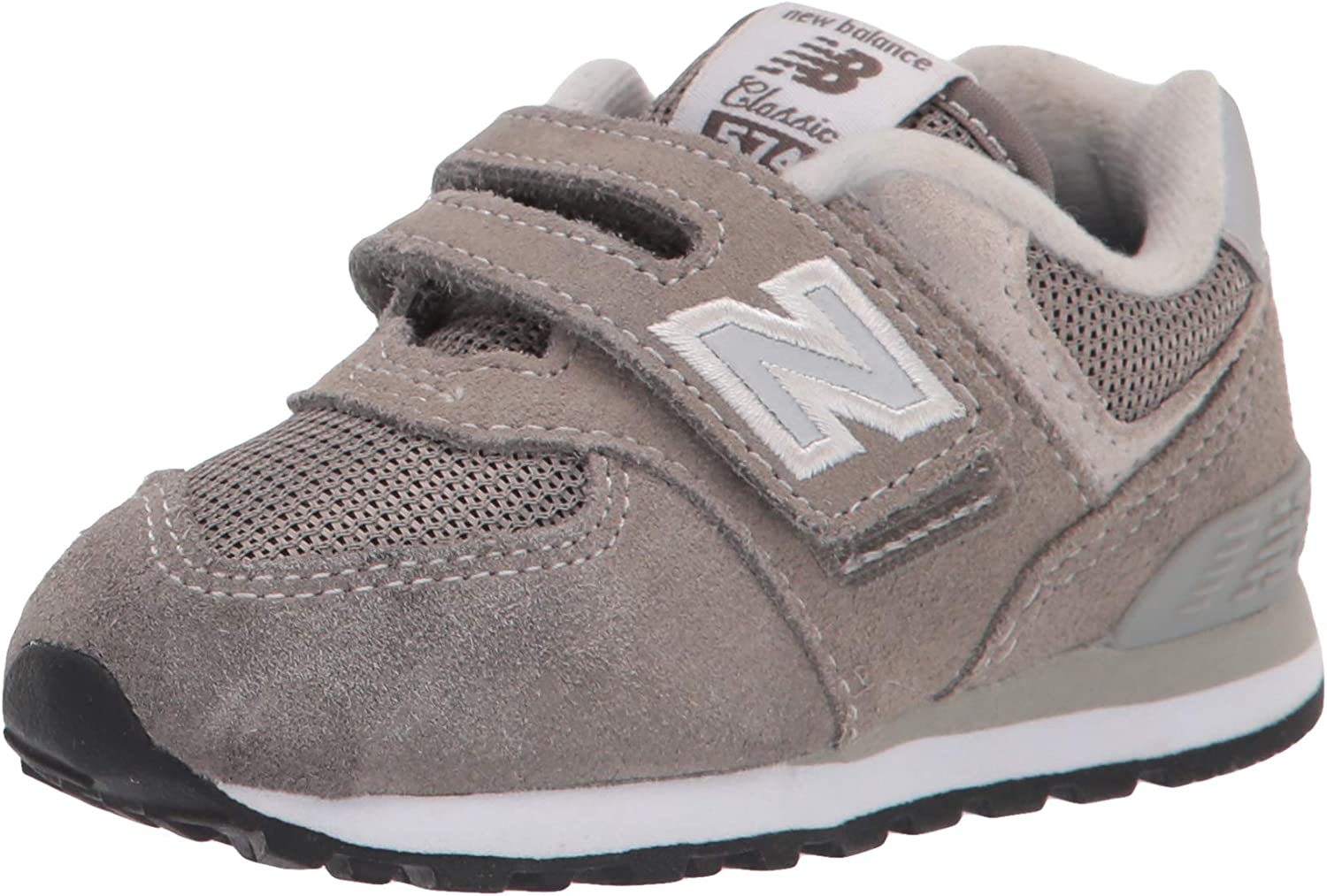 New Balance Kids 574 V1 Essential Lace-Up Sneaker