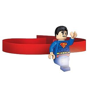 Lego DC Super Heroes Head Lamp Superman