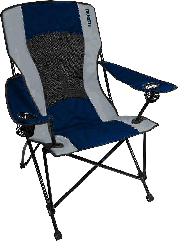 logobrands TruNorth High Back Chair