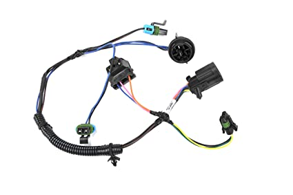 amazon com acdelco 15816667 gm original equipment headlight wiring rh amazon com Kenwood Wiring Harness Headlight Wiring Harness for Nissan Maxima