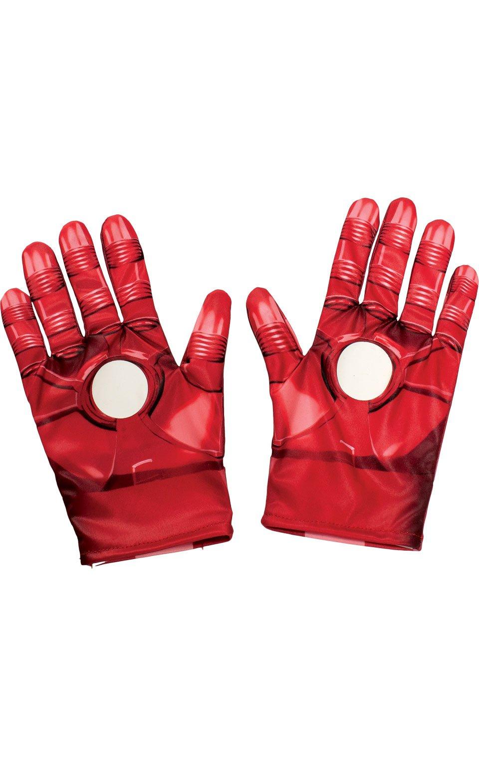 Rubie's Marvel Avengers Assemble Iron Man Gloves, Child Size