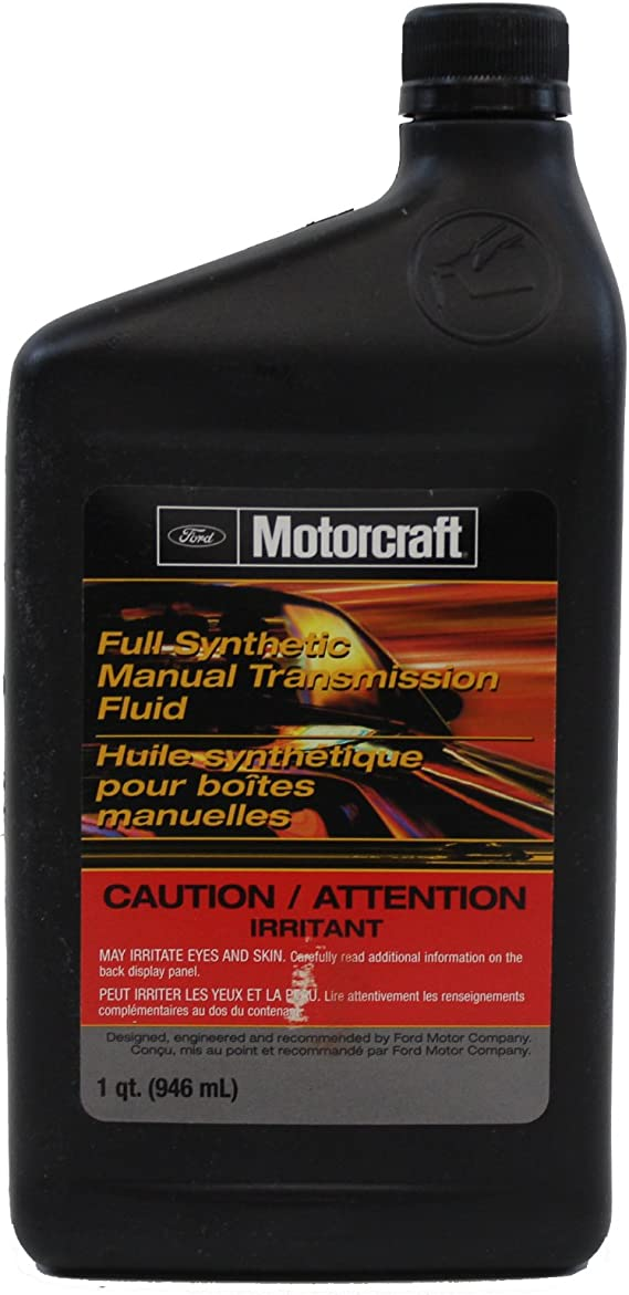 Genuine Ford Fluid XT-M5-QS Full Synthetic Manual Transmission Fluid - 1 Quart
