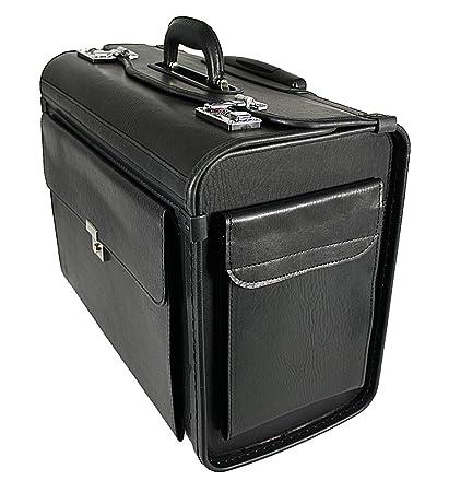 Business Maleta Laptop funda Pilot Board Case Milagro del espacio portátil maleta vintage con compartimento para