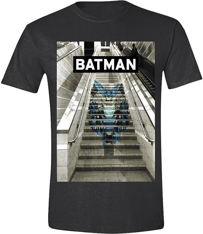 Batman The Graffiti Camiseta para Hombre: Amazon.es: Ropa y accesorios