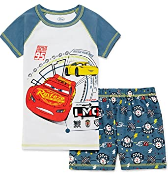 1b7251f3db9af Disney Cars 3 Boys 2-pc Pajamas Set - Cruz Ramirez, Lightning McQueen (