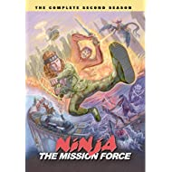 Ninja the Mission Force: Season 2