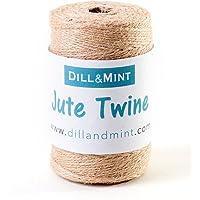 Bobina de yute Dill and Mint, 150m