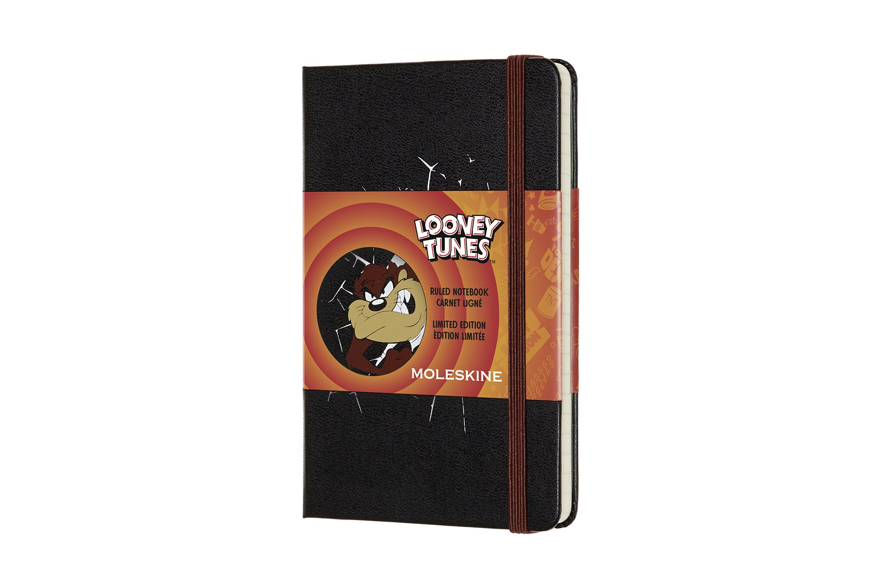 Moleskine Limited Edition Looney Tunes Hard Cover Not ()