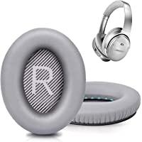 Replacement Ear Pads Cushion Memory Foam Ear Cup Repair Compatible for Bose Headphones Quiet Comfort QC35 / 35 II…