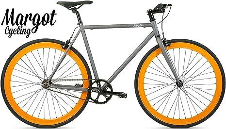 Margot Cycling Europa Bici Fixie – Fixed Bike Modelo: Lampo. Talla ...