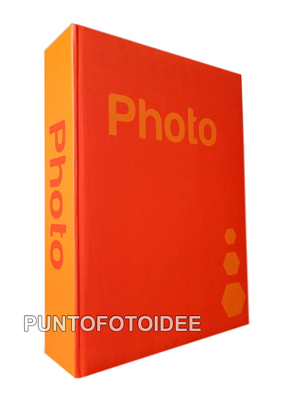 Album photo 300 photos 13 x 19 cm /à Zep-Orange