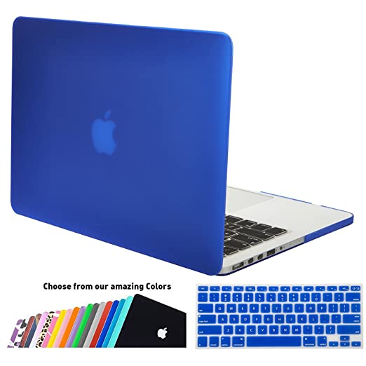 172 opinioni per Custodia MacBook Pro 13 Retina Case- iNeseon 2 in 1 Plastica Cover Rigida Duro