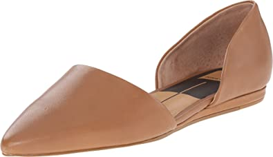 Dolce Vita Women's Adele Tan Leather Loafer