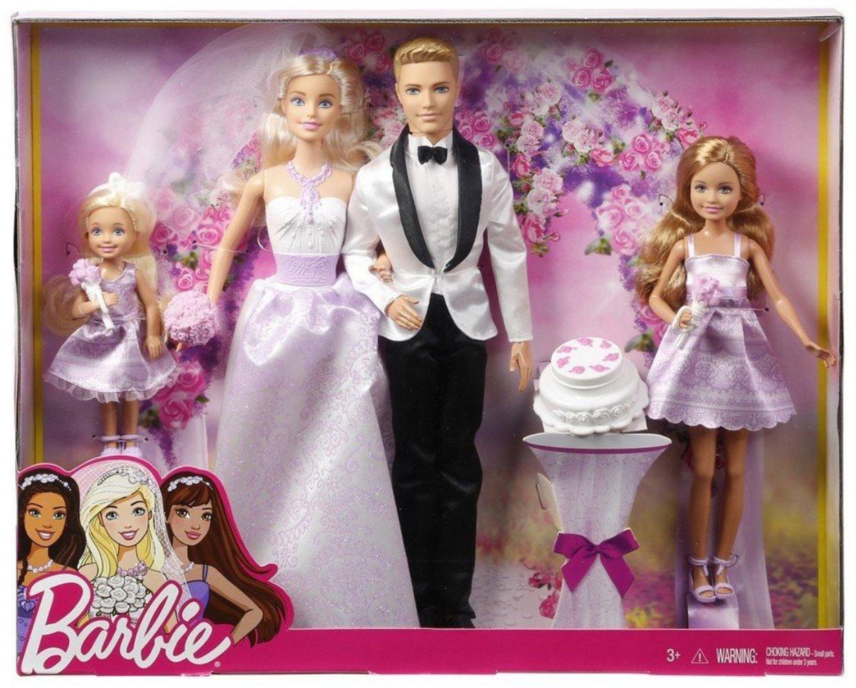 Barbie – Romantico Matrimonio Barbie Barbie – Romantico Matrimonio Matrimonio – b7Y6fvIgy