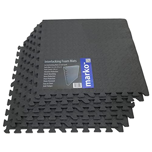 Large multi purpose safety eva floor mat foam play matting
