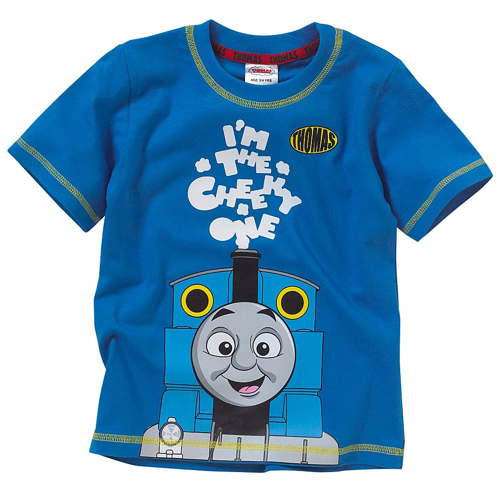 Thomas & Friends I'm The Cheeky Face One Short Sleeve T-Shirt