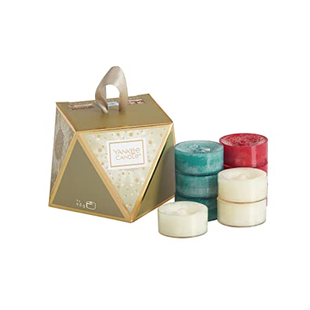 6967ef81b31ea Yankee Candle Stocking Filler with 9 Scented Tea Light