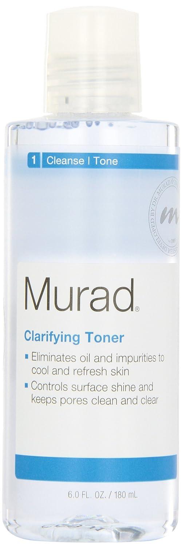 Murad Clarifying Toner, Step 1 Cleanse/Tone, 6 fl oz (180 ml) 10053