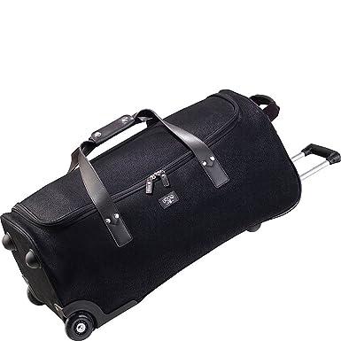 JUMP Solera Bolso de viaje con ruedas negro 68 cm: Amazon.es ...