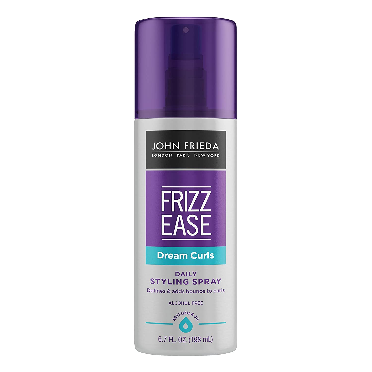 John Frieda Frizz Ease Dream Curls Air Dry Waves Styling Foam, 5 Ounce 0880