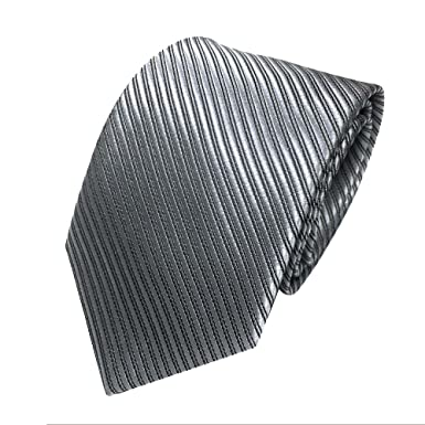 Dingji - Corbata para hombre, diseño de rayas, estilo clásico de ...