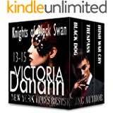 Knights of Black Swan Paranormal Romance Series, Books 13-15