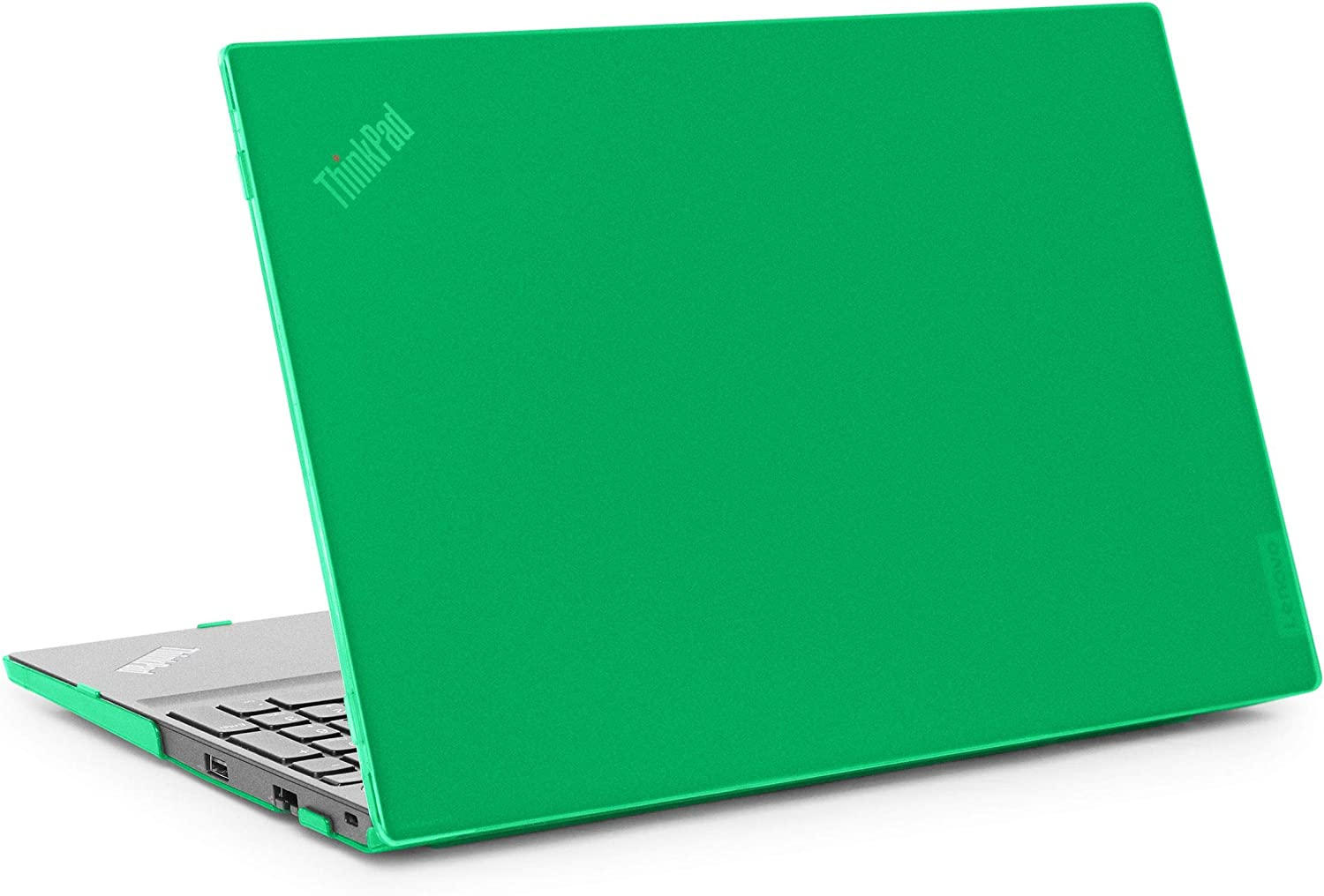 mCover Hard Shell Case for 2020 Lenovo ThinkPad E15 AMD Gen 2 15.6-inch Laptop Computers ( NOT Fitting Other Lenovo laptops ) - LENOVO-ThinkPad-E15-G2 Green