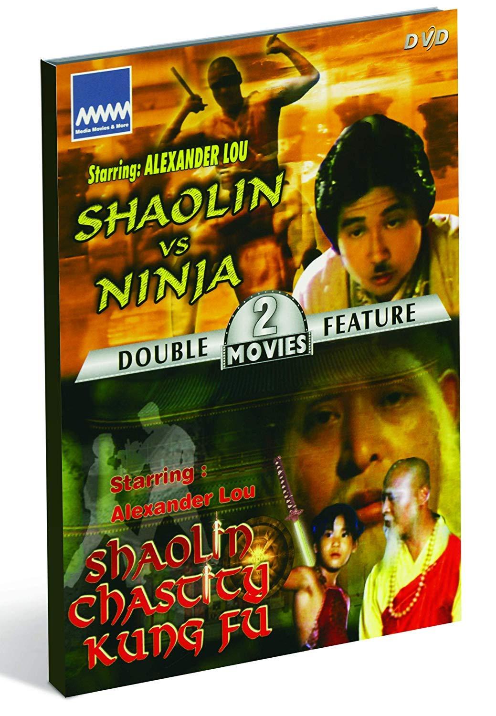 Amazon.com: Alexander Lou // Shaolin vs Ninja / Shaolin ...