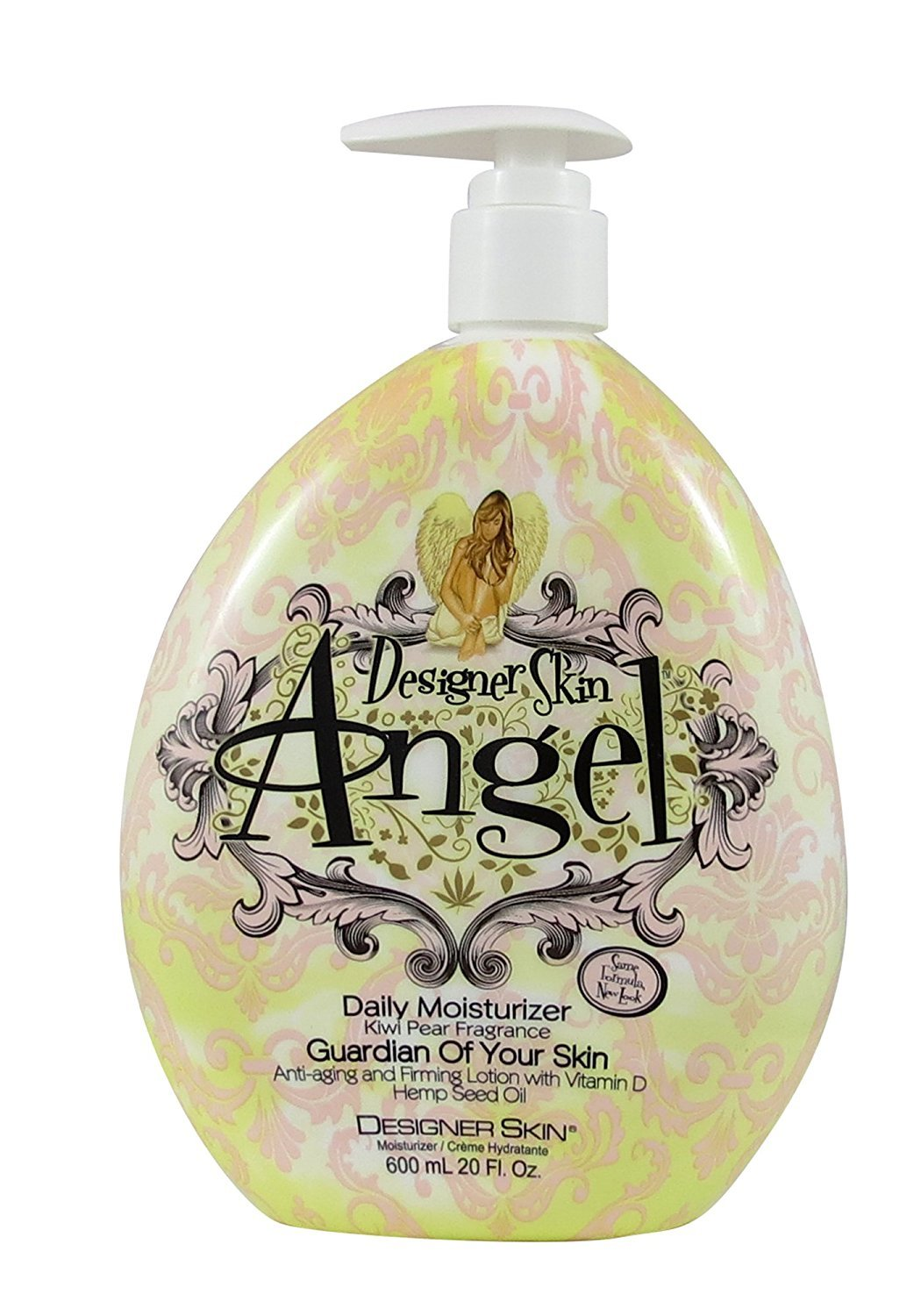 Designer Skin, Angel, Anti Aging and Firming, Daily Moisturizing Lotion 20 Ounce
