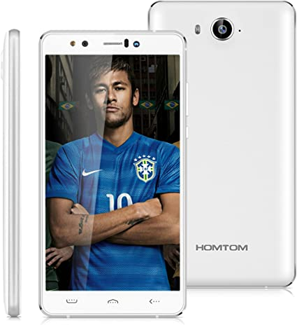 HOMTOM HT10 - 4G Lte Smartphone Libre Android 6.0 (5.5